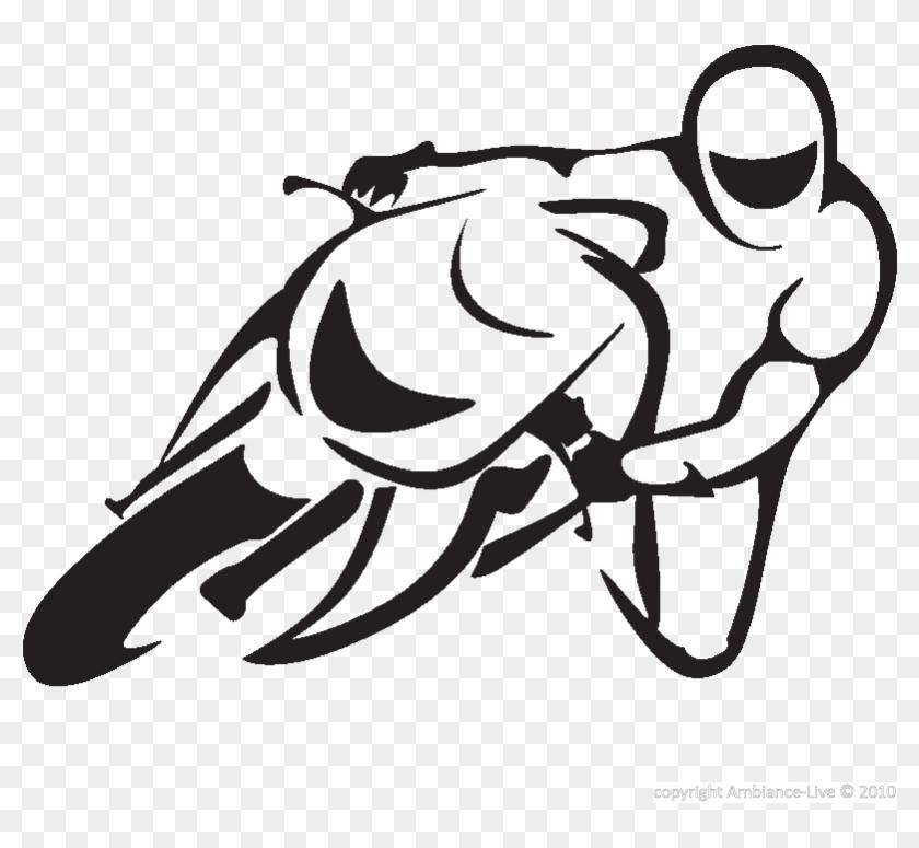 moto black and white