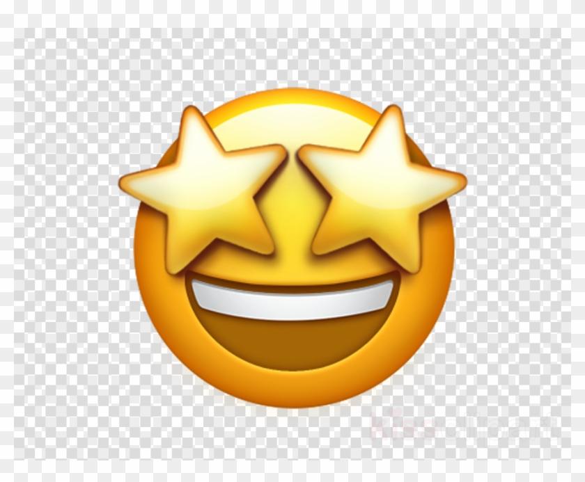 iphone heart eye emoji