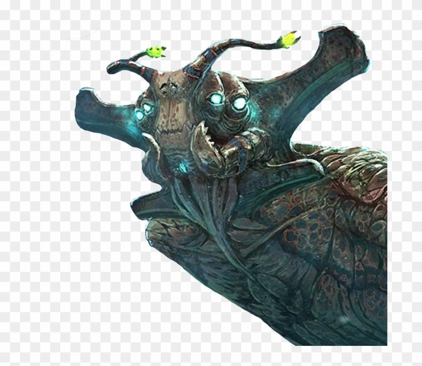 the sea emperor subnautica