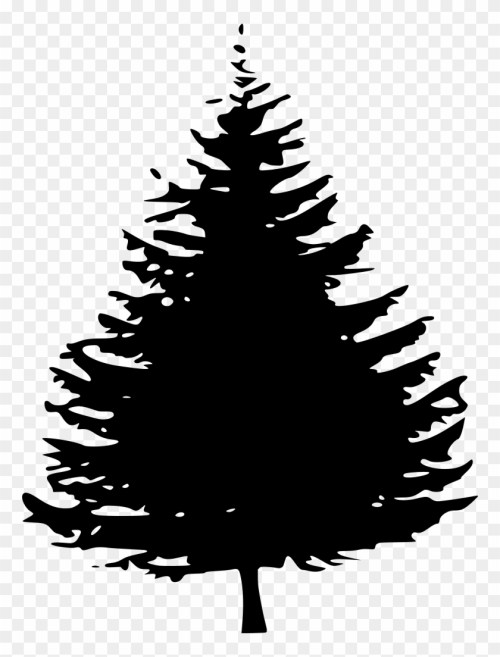 small resolution of pine tree silhouette png png download pine tree clipart free transparent png