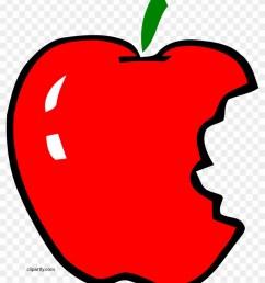 apl bite apple clipart png bitten apple clip art transparent png [ 840 x 1066 Pixel ]