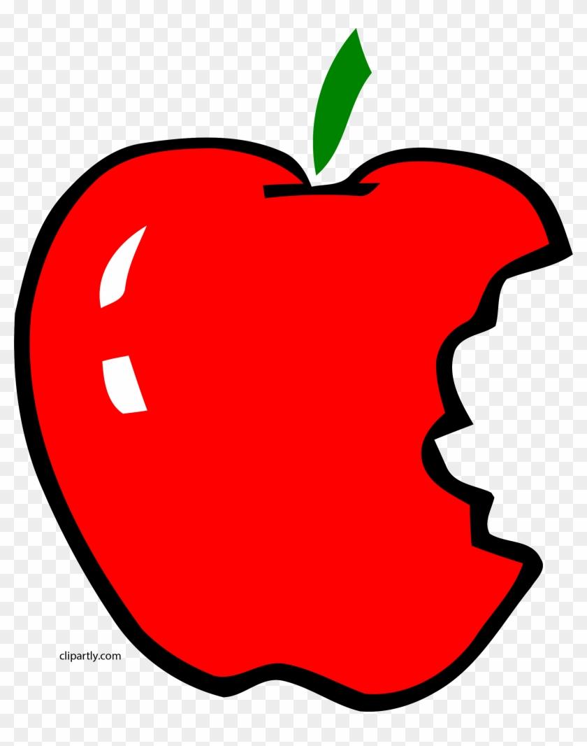 hight resolution of apl bite apple clipart png bitten apple clip art transparent png
