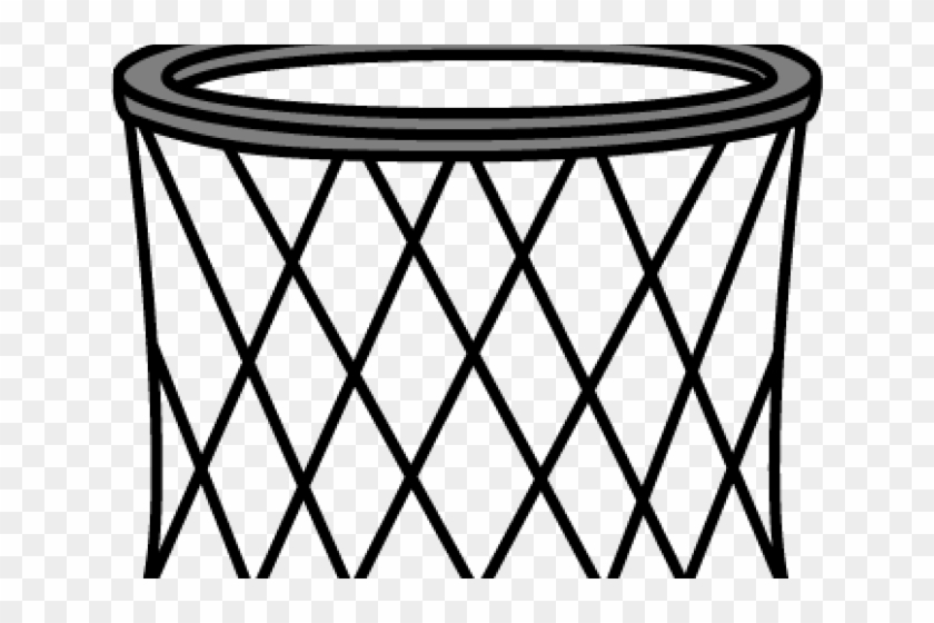 Easy Draw Basketball Hoop Hd Png Download 640x480 4534336 Pngfind