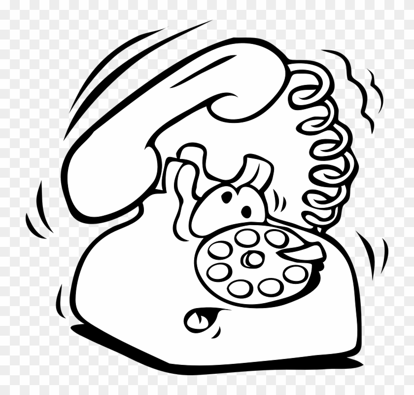 Telephone Phone Clip Art At Vector Clip Art Free