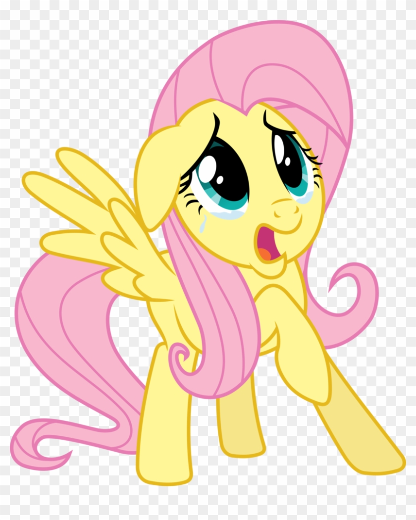 crying floppy ears fluttershy