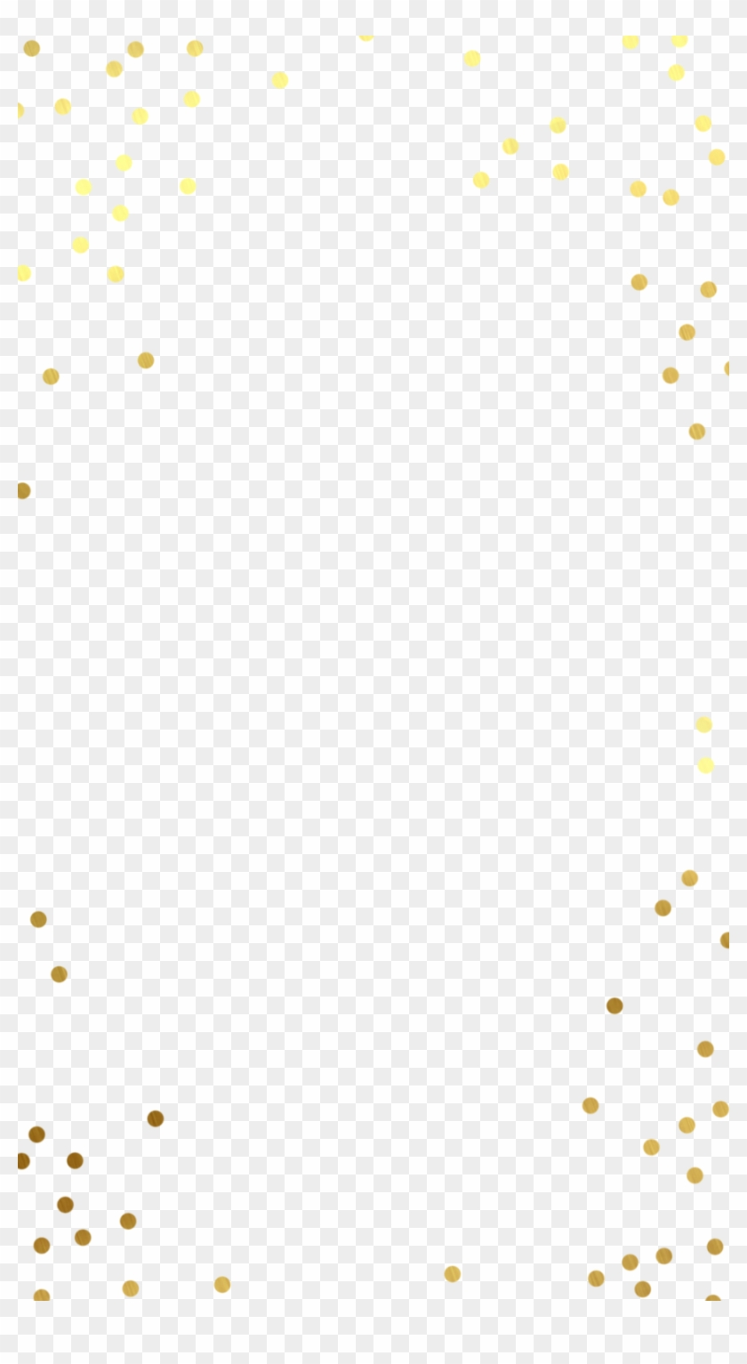 hight resolution of gold confetti png 1080 x 1920 clipart confetti pattern transparent png