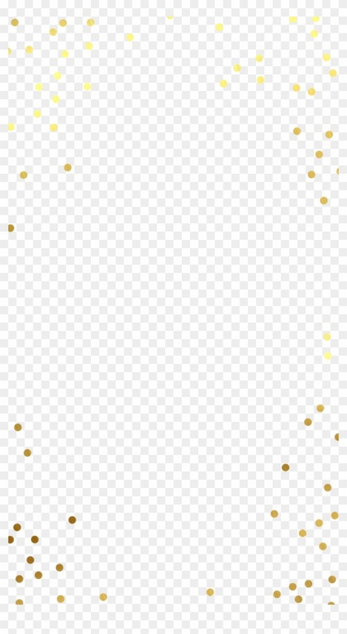 small resolution of gold confetti png 1080 x 1920 clipart confetti pattern transparent png