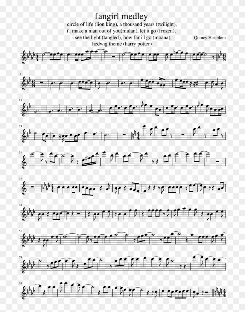 Music Sheet: Luigis Mansion Easy Piano Sheet Music