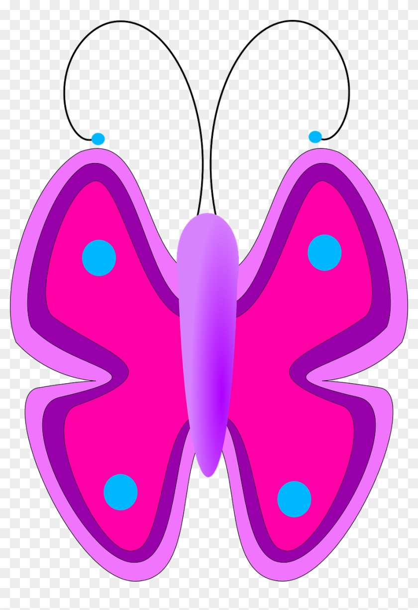 hight resolution of pink and purple butterfly clipart png transparent png
