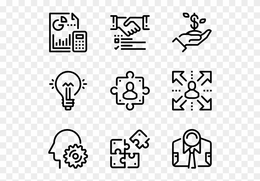 Business Management Farm Icons Hd Png Download 600x564 573728 Pngfind