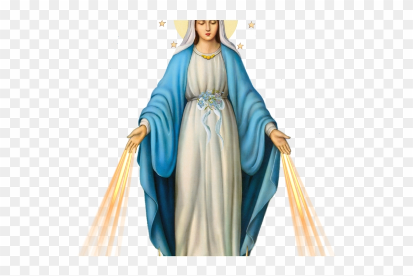 Mary Mother Of Jesus Png Transparent Images Mama Mary Png Download 640x480 587190 Pngfind