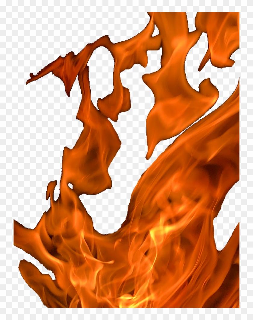 fire flames overlay grunge