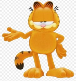 garfield png eli wages transparent png [ 840 x 957 Pixel ]