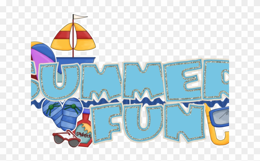 Vacation Clipart Transparent Background Summer Fun For Kids Hd Png Download 640x480 914849 Pngfind