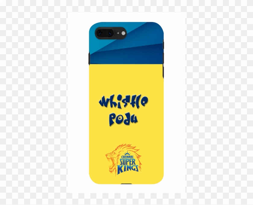 csk whistle podu for