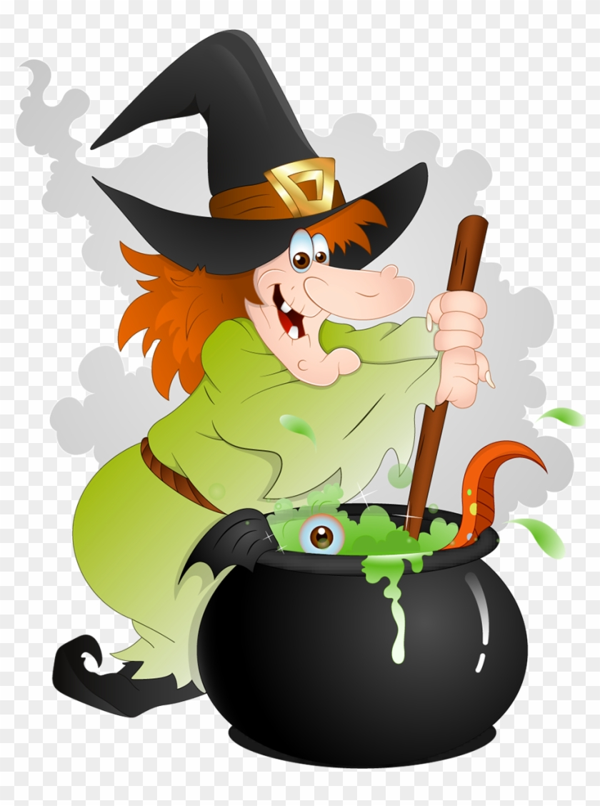 hight resolution of cute witch clipart 32 cartoon witch halloween clip art hd png download
