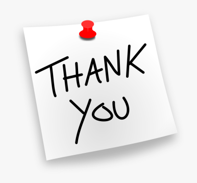 Thank You Clipart For Powerpoint Thank You Clip Art - Thank You ...