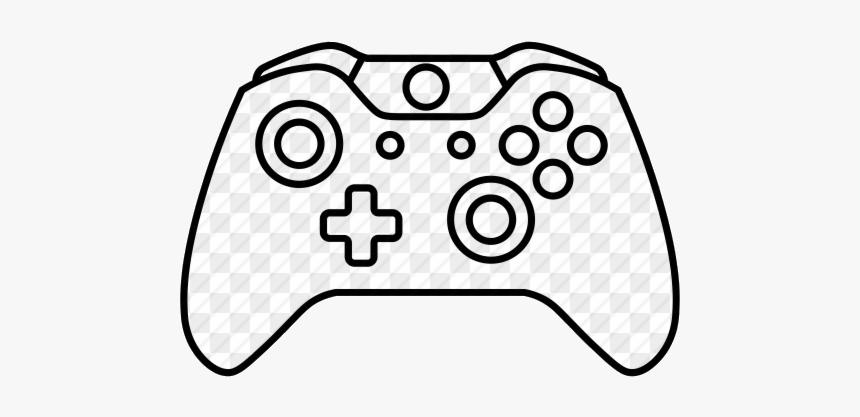 Easy Drawing Of Xbox Controller
