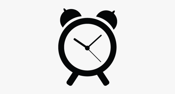 Alarm Clock Timer Watch Time Icon