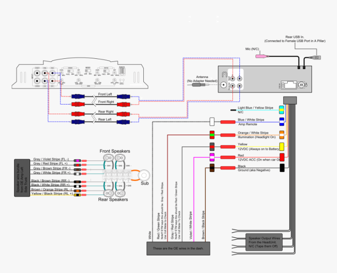 wiring diagram for alpine car stereo new sony car stereo
