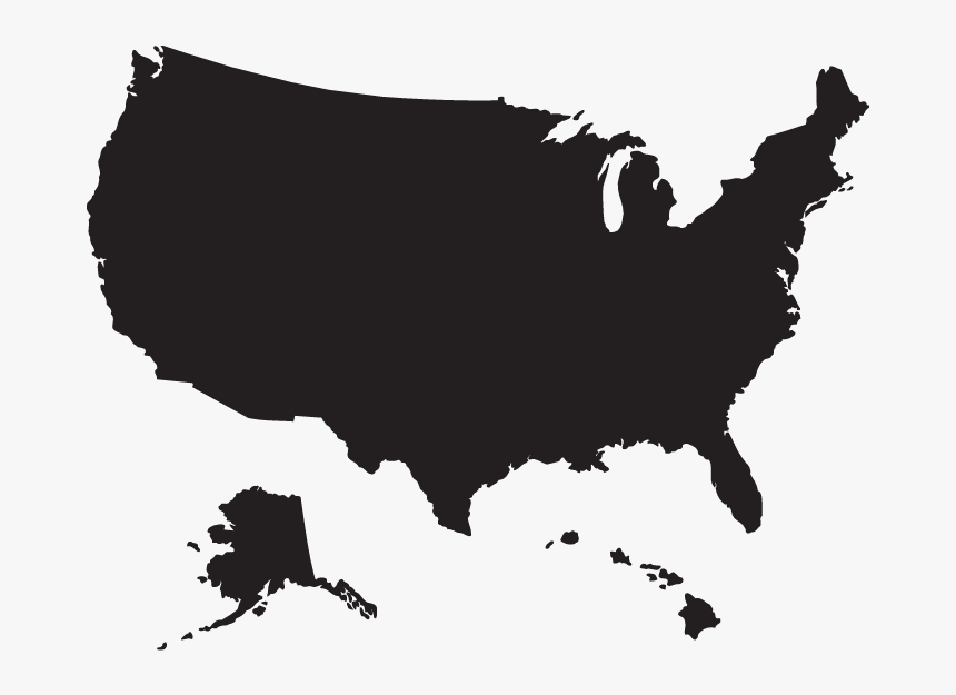 Image maps are used extensively on the world wide web. Solid Color Map Of Usa Hd Png Download Transparent Png Image Pngitem