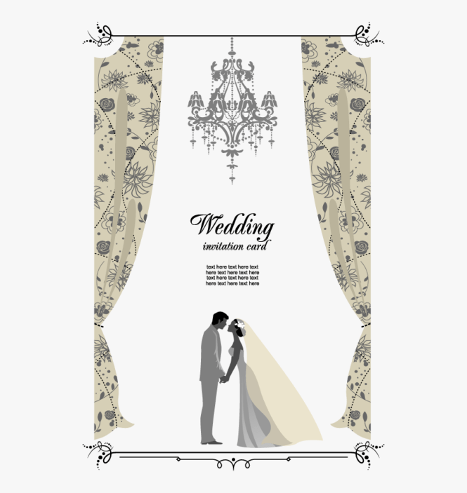 Wedding Clipart For Invitations