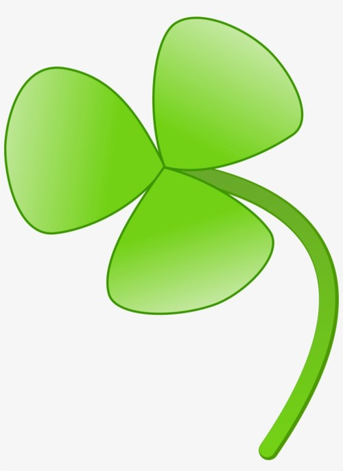small resolution of shamrock clipart clover flower flower with 3 leaves