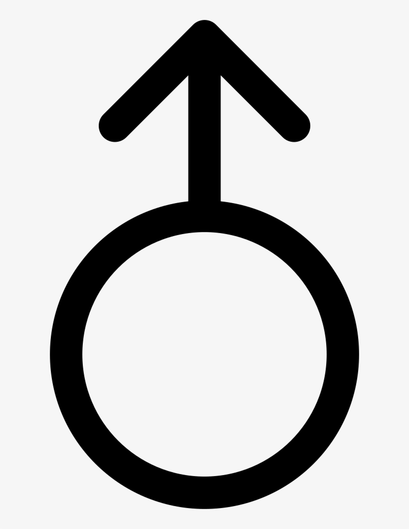 medium resolution of circle outline with an arrow pointing up comments uranus zodiac signs