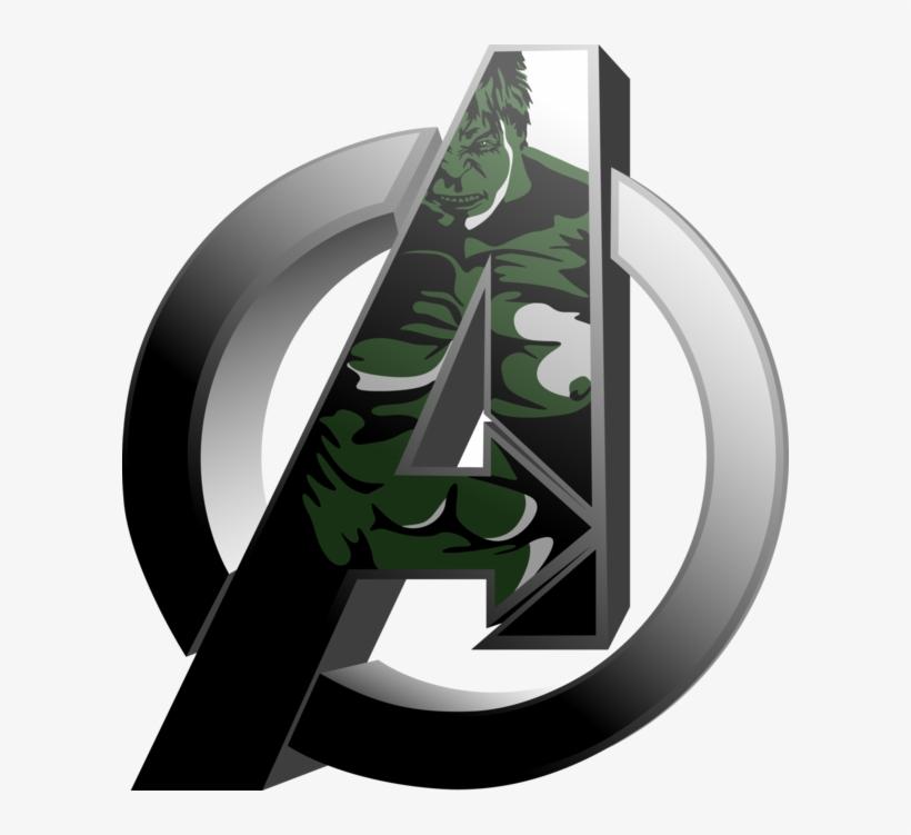 24 Images About Marvel On We Heart It  Avengers Logo Iron