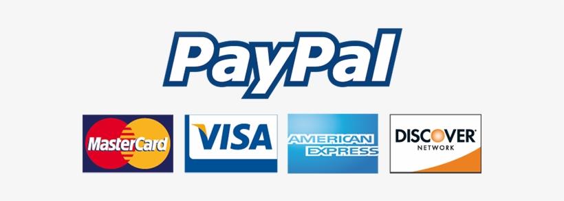 paypal credit card logo