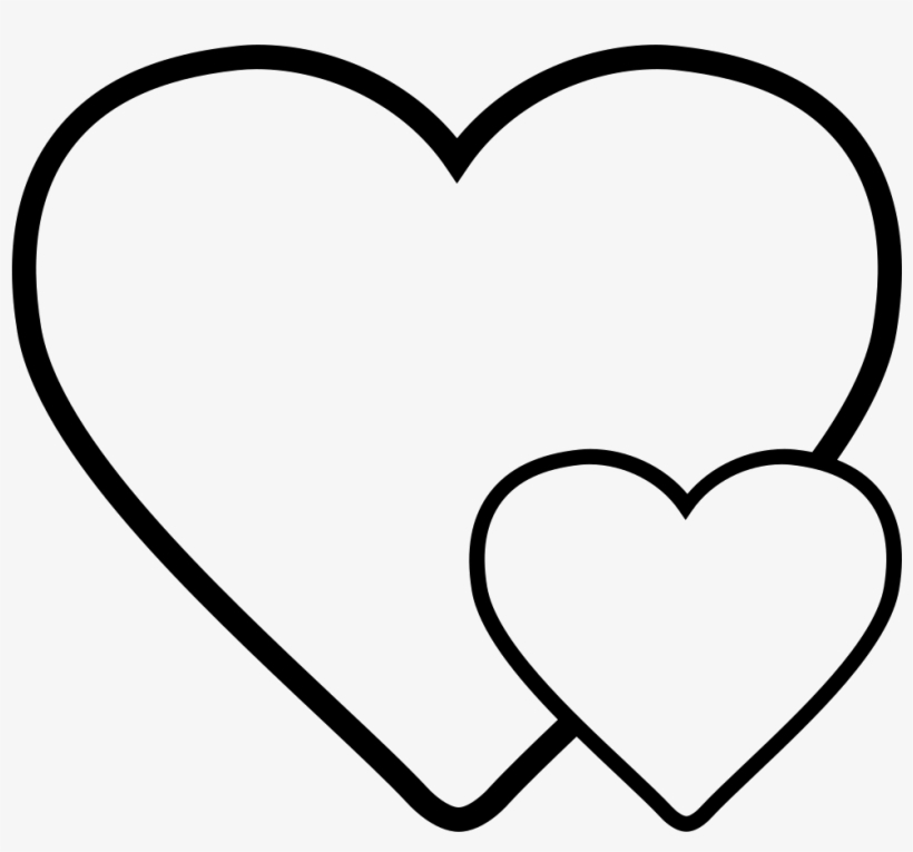 hearts svg png icon