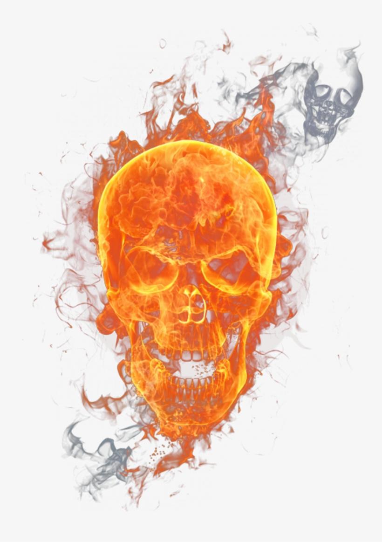 medium resolution of skull fire clipart skull flame combustion skull fire