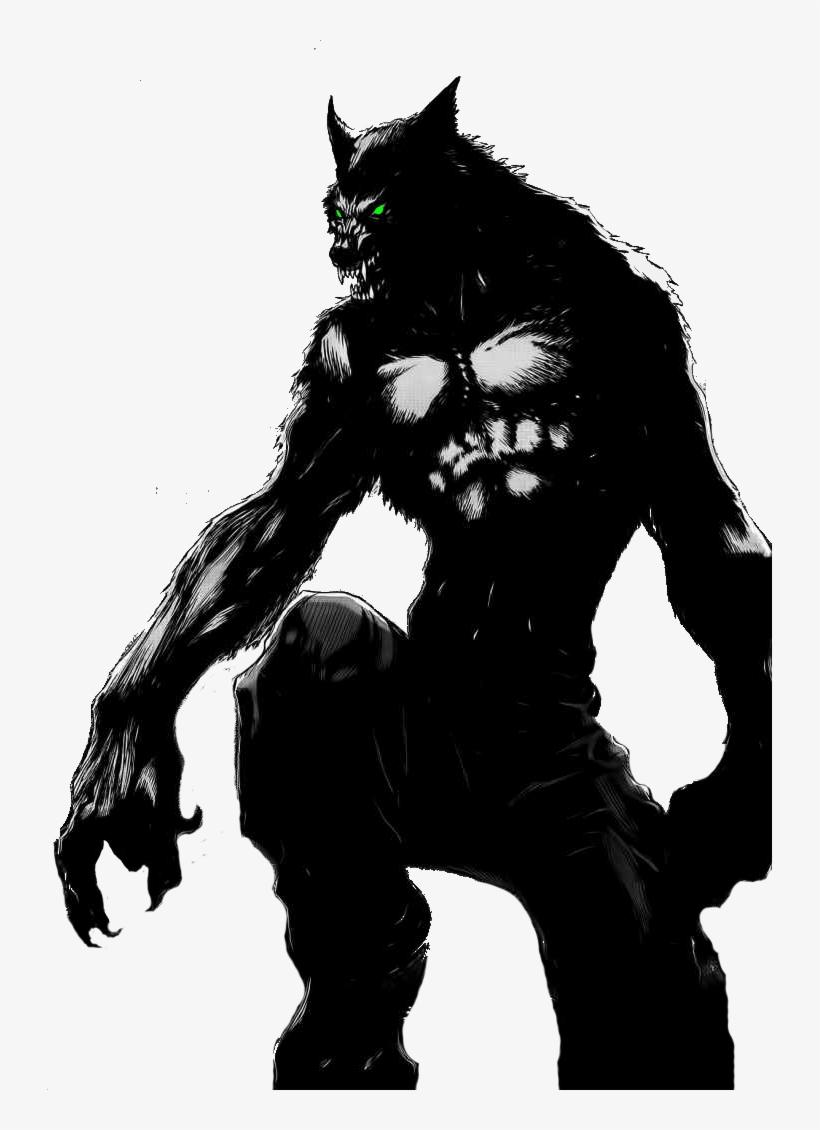 akira wolf render werewolf