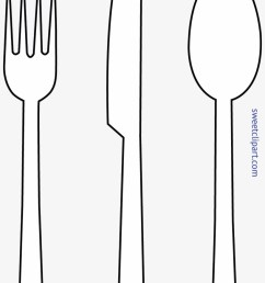 fork knife clipart png fork and knife white png [ 820 x 1367 Pixel ]