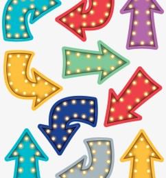 clipart design bulletin board marquee arrows [ 820 x 1140 Pixel ]