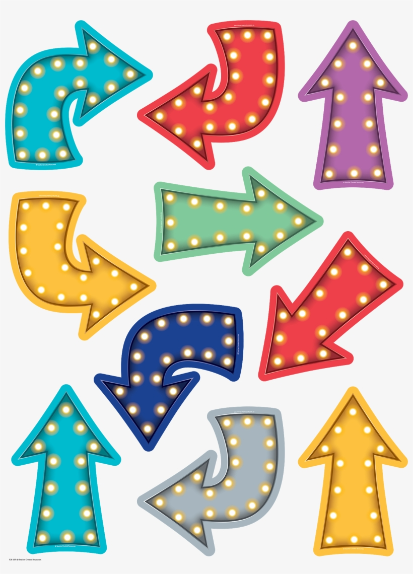 hight resolution of clipart design bulletin board marquee arrows
