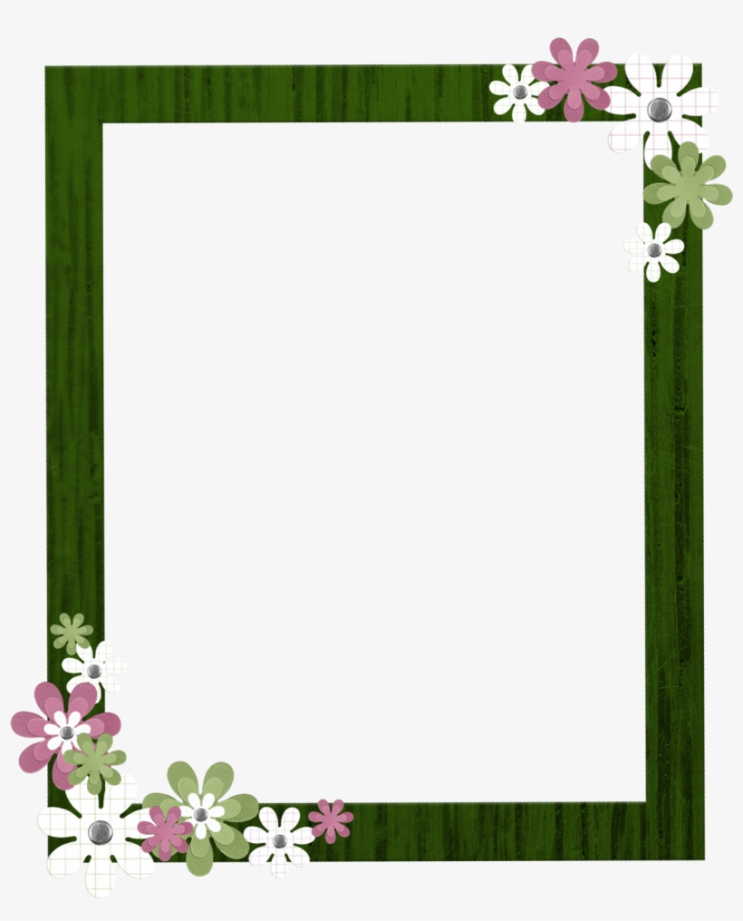 hight resolution of green border frame clipart borders and frames png