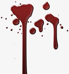 vector freeuse get blood drip png pictures drip blood [ 820 x 1121 Pixel ]