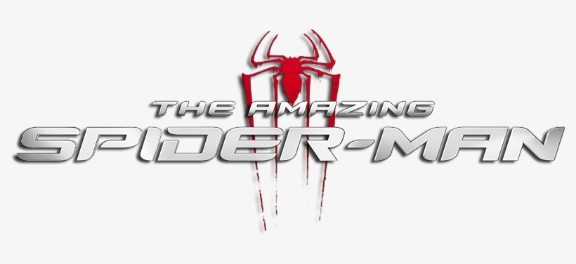 amazing spiderman logo amazing