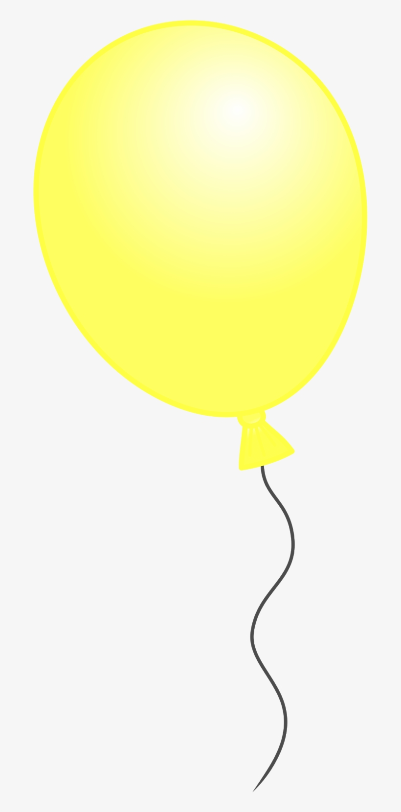 hight resolution of balloon clipart black background yellow birthday balloon png