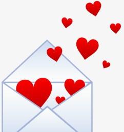 love love letter clipart [ 820 x 1087 Pixel ]