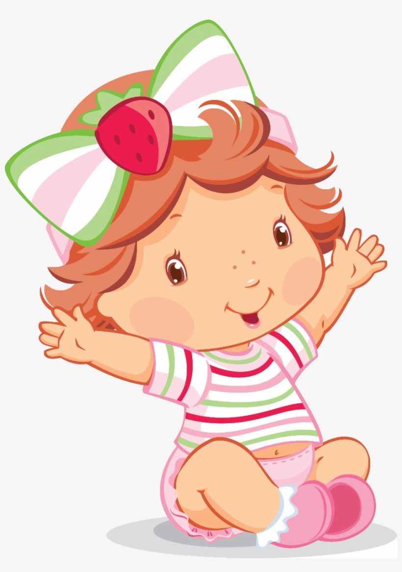 hight resolution of clipart royalty free baby fiesta huge strawberry shortcake baby png