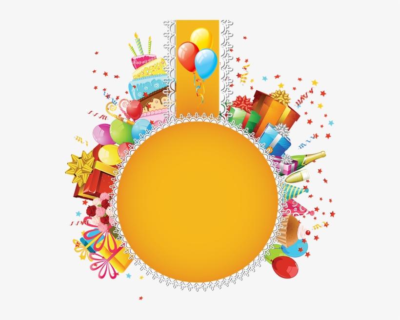 Birthday Balloon Designs Png Invitation Card Background Design