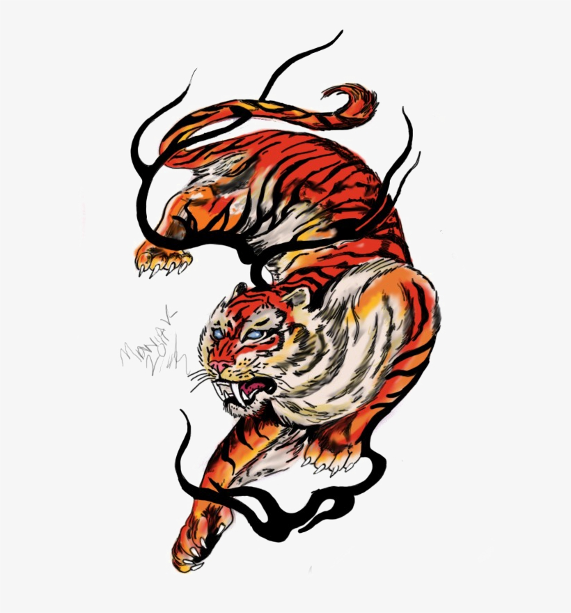 Picsart Tattoo Png Full Hd