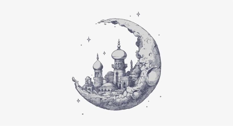 free moon drawings tumblr
