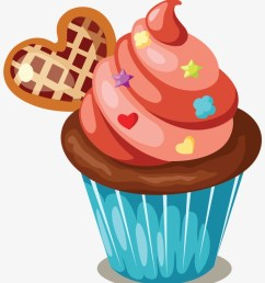 cupcake icing birthday cake muffin clip art cakes and cupcakes clipart [ 820 x 962 Pixel ]