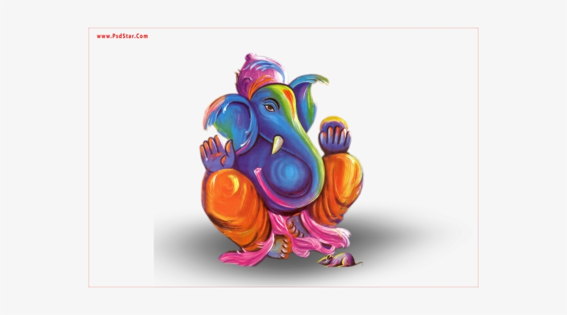 Lord Ganesha Vector Full Hd New Predicting Through Jaimini Astrology Free Transparent Png Download Pngkey