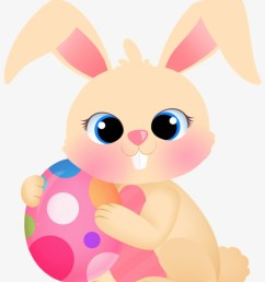 bunny clipart free free easter bunny clipart at getdrawings cute easter bunnies clip art [ 820 x 985 Pixel ]