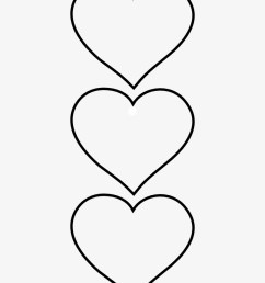 clipart heart shape clip art hearts black and white [ 820 x 1070 Pixel ]