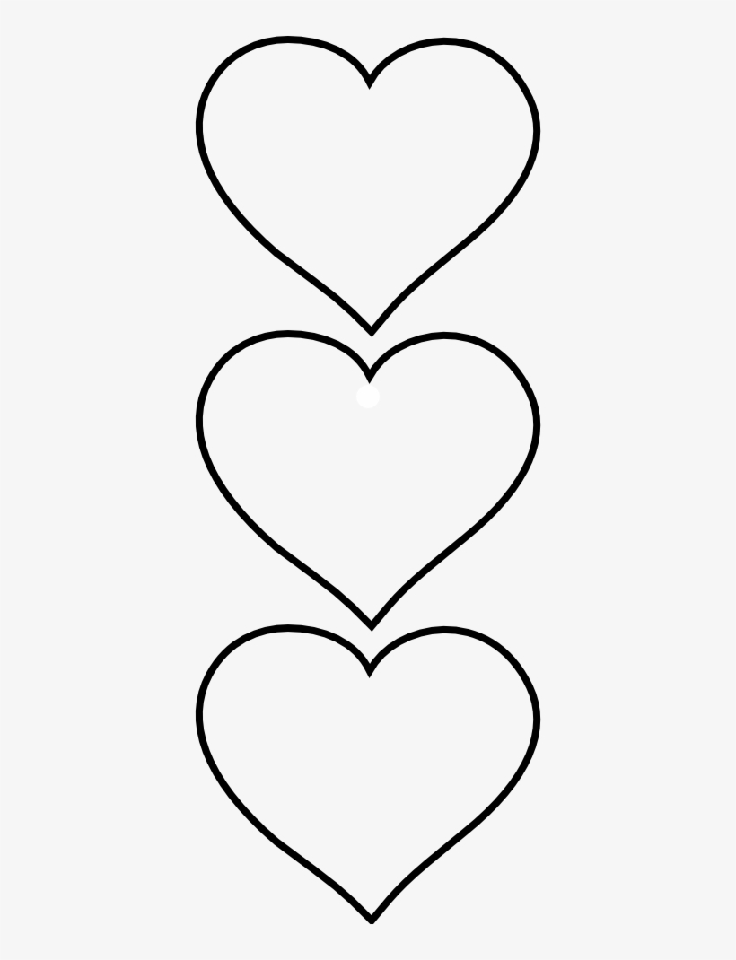 medium resolution of clipart heart shape clip art hearts black and white